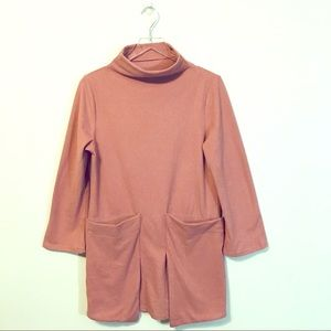 Super Soft Tunic Bell Sleeve Dress Handmade